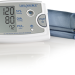 Automatic Blood Pressure Monitor for Extra Large Arms