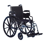 Wheelchair SX5 20X18 with Desk Arm and ELR
