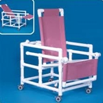 Reclining Shower Chair Commode