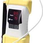 BCI Hand-Held Pulse Oximeter with Ear Probe