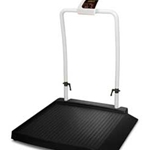 Scale, Single Ramp Wheelchair Scale