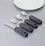 Supergrip bendable utensils