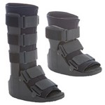 rolyan® stabilizer walker - high, size: large, shoe size: mens 10.5 - 12, womens 11.5 - 13