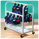 weight bags - includes one 2078vc weight bag set (pg. 250) and one 2084p equipped cart
