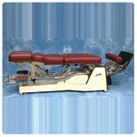 zenith 210 hydraulic utility hylo - optional accessories: tuck-a-way® footboard with auto relaxers