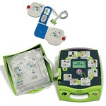 zoll™ automated external defibrillator - aed plus® package