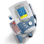 vectra® genisys therapy system - with cart, 4 channel combo with emg