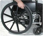 wheel-ease™ wheelchair rim cover wheel-ease™ wheelchair rim cover