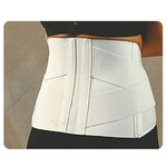 universal lumbosacral support - male +6, hip size: 36